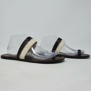 Tory Burch Toe Ring Sandals